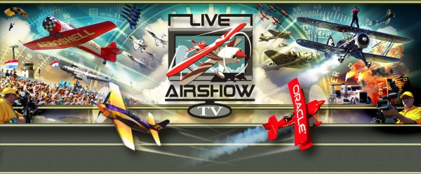 Airmail Proudly Flys Air Support for LiveAirShowTV