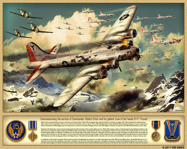 The real-life story of the B-17